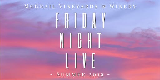 Friday Night Live with Mark Clarin & the Colluders & Posada Catering