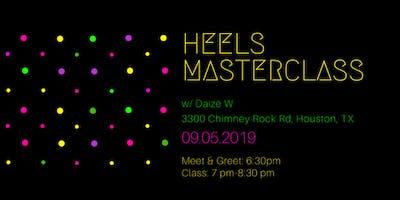 Stilettos  N Slay Masterclass