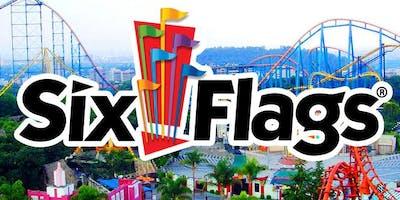 Six Flags America (Memorial Day Weekend)