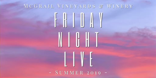 Friday Night Live with RPM Band & Posada Catering