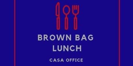 Brown Bag Lunch : LGBTQ  children in Foster Care tickets