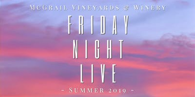Friday Night Live with Better Days Band & Posada Catering