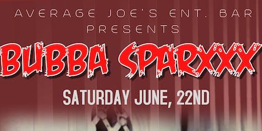 Bubba Sparxxx Live