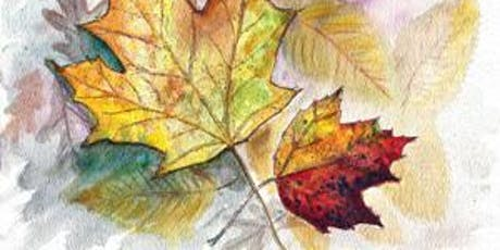Fall Into Watercolors with ShawnaLee  tickets