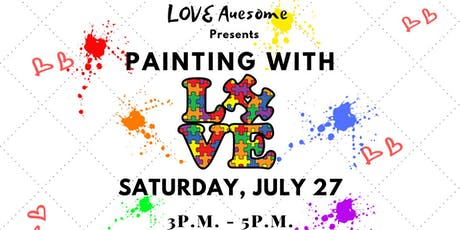 Painting with LOVE tickets