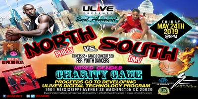 ULIVE MIXED GENDER CHARITY GAME