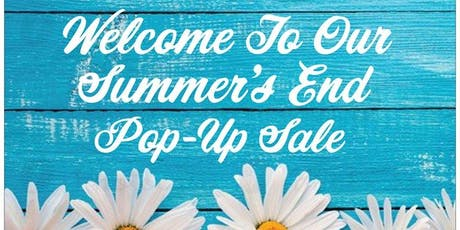 Summer's End Pop-Up Sale  tickets