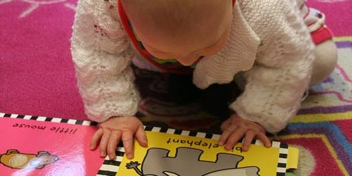 Dickson Library Giggle & Wiggle - Tuesday 18 June, 11.30 am