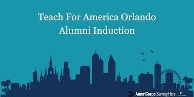2019 Alumni Induction
