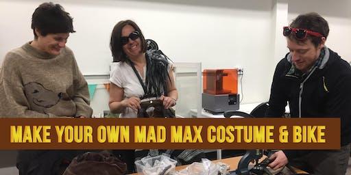 Make Your Own Mad Max Costume & Bike Workshop #5