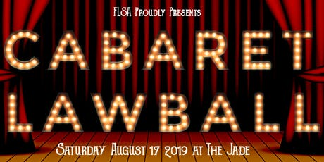 Cabaret Law Ball tickets