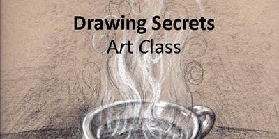Drawing Secrets with ShawnaLee