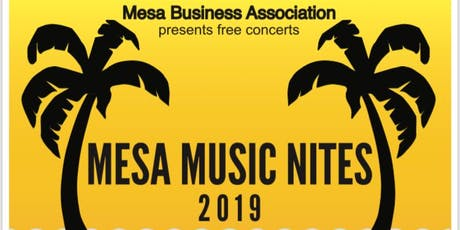 Mesa Music Nites - Concert In The Park tickets