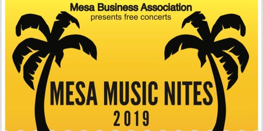 Mesa Music Nites - Concert In The Park