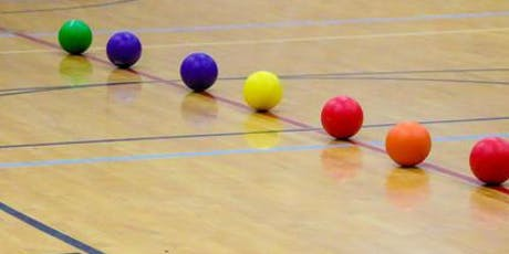 Dodgeball Happy Hour - Small Great Event Series tickets