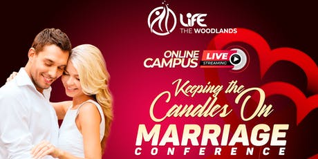 Free Dinner - Marriage Conference by LifeTheWoodlands.com tickets