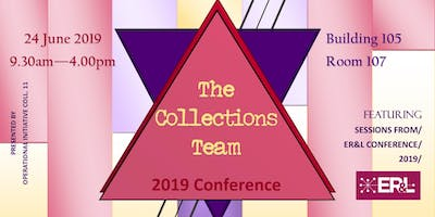 The Collections Team 2019 Conference