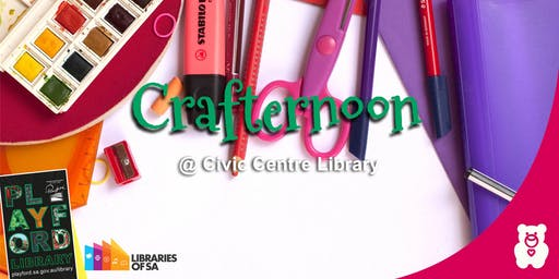 Crafternoon @ Stretton Centre Library: Term 2