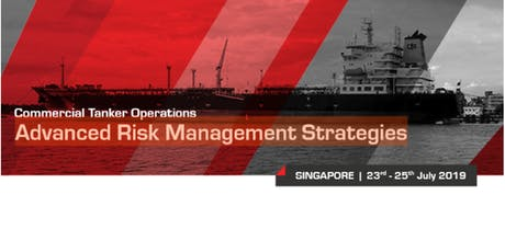 Commercial Tanker Operations – Advanced Risk Management Strategies tickets