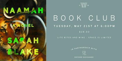 Armature Works Book Club - May 21st