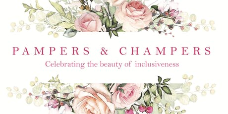Pampers & Champers   Celebrating the beauty of inclusiveness tickets
