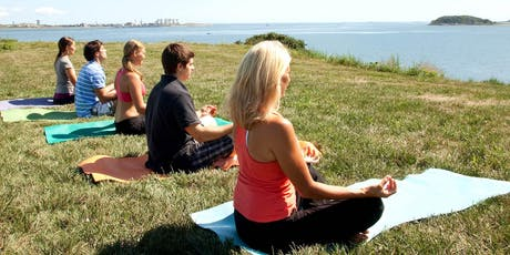 HarborFit: Island Yoga on Spectacle Island tickets