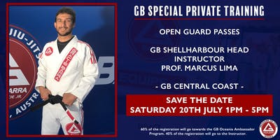 GB Special Private Training at GB Central Coast