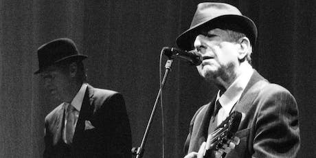 POETICA - Leonard Cohen tribute  tickets