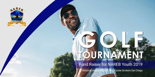 Golf Tournament & Fund Raiser for NAREB Youth 2019