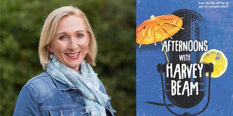 Carrie Cox - Afternoons with Harvey Beam - Author Event tickets