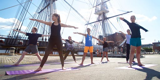 HarborFit: Old Ironsides Yoga