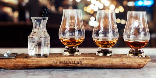 Macallan Whisky Tasting in QT Lounge