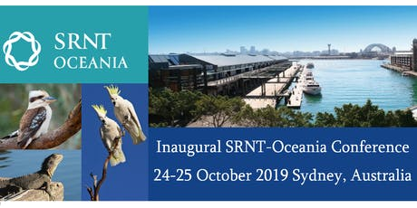 SRNT-O Inaugural Conference tickets