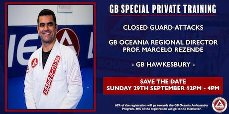 GB Special Private Training at GB Hawkesbury tickets