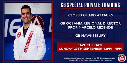 GB Special Private Training at GB Hawkesbury