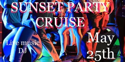 Sunset Party Cruise-Experience NOLA from a new perspective. Live music & DJ