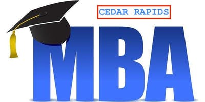Gibril's MBA Graduation Celebration! CEDAR RAPIDS Edition