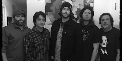 9pm - Frankie Bourne Band