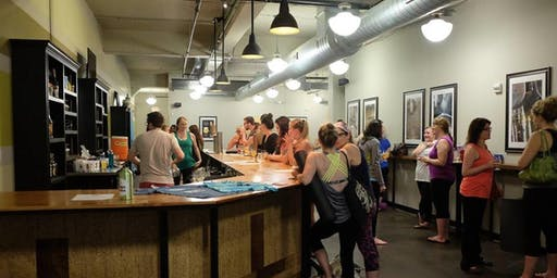 90's Yoga + Beer at Perennial Artisan Ales