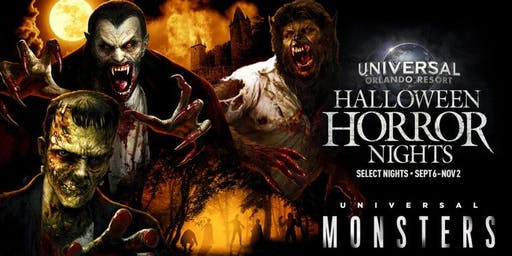 HALLOWEEN HORROR NIGHTS IN ORLANDO
