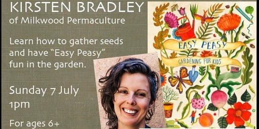 Gardening Fun & Crafts with Kirsten Bradley