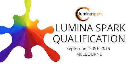 LUMINA SPARK QUALIFICATION AUSTRALIA tickets