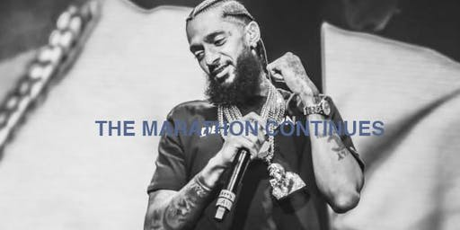 FREE EVENT : Nipsey Hussle Tribute Exhibit