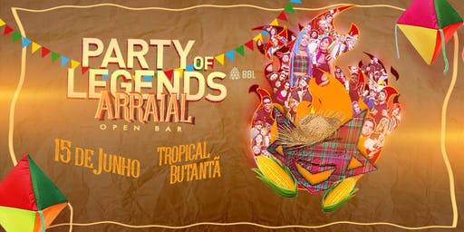Party of Legends - Arraial