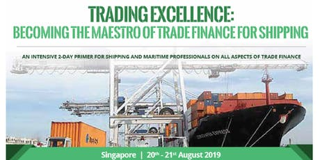 Trading Excellence: Becoming the Maestro of Trade Finance for Shipping tickets