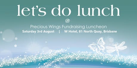 Precious Wings Fundraising Luncheon 2019 tickets