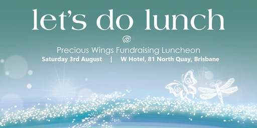 Precious Wings Fundraising Luncheon 2019