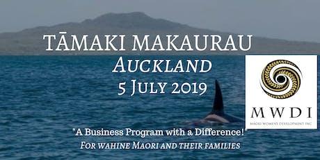 MWDI HineBoss - Tāmaki Makaurau tickets