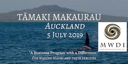 MWDI HineBoss - Tāmaki Makaurau
