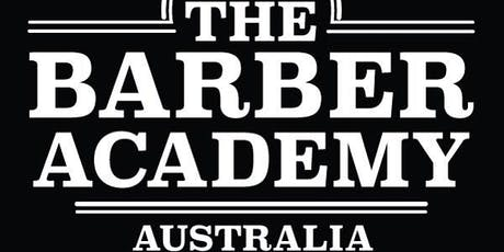 Beginner Barber Course tickets